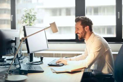 successful website online